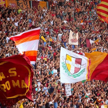 4. It's what Sundays were made for. Grazie #ASRoma