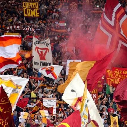 5. Back in Europe and the future's giallorosso #RomaCSKA #CurvaSud